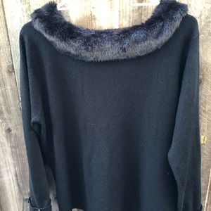 Norton mcnaughton sweater top